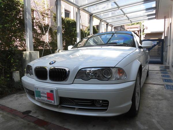 BMW330ci インテリアリペア