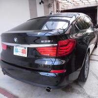 BMW535GT ホイールリペア