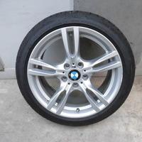 BMW320dツーリングMスポーツ ホイールリペア