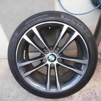 BMW320GT ホイールリペア