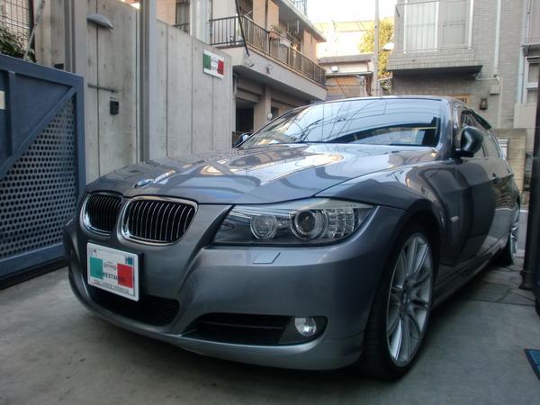 BMW325iA ホイールリペア