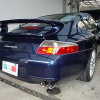 ポルシェ996型911カレラ ホイールリペア・インテリアリペア