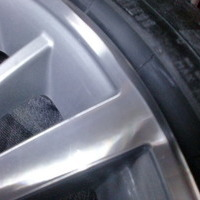 BMWアクティブ3 ホイールリペア
