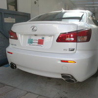 レクサスIS-F ホイールリペア