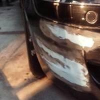 BMW760Li 軽板金