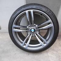 BMWM3 ホイールリペア