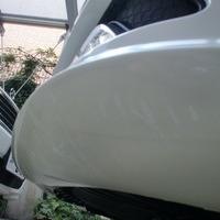 ベンツE350ワゴン ホイールリペア・ボディケア