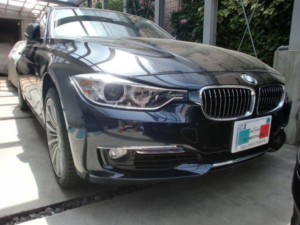 BMW AH3 ホイールリペア