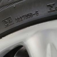 ベンツSL500 ホイールリペア