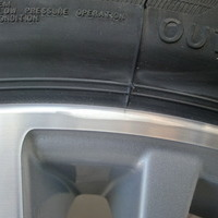 BMW535i ホイールリペア