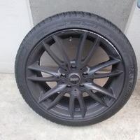 BMWミニクーパー ホイールリペア