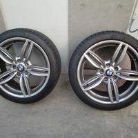 BMW640グランクーペMスポーツ ホイールリペア・軽板金