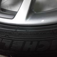 BMW235iMスポーツ ホイールリペア
