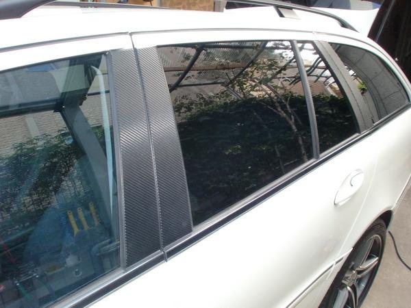 ベンツC230ワゴンアヴァンギャルド 外装カスタム
