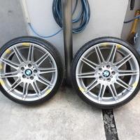 BMW325 ホイールリペア