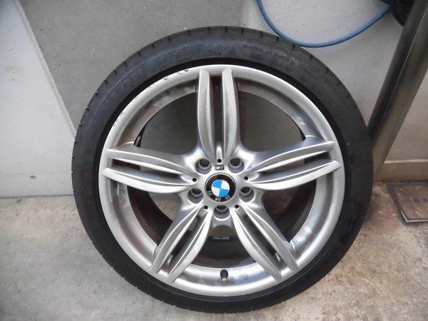 BMW640 ホイールリペア