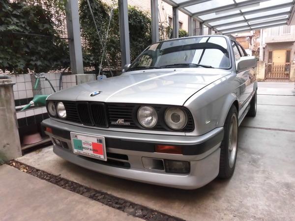 BMW325IAツーリング インテリアリペア