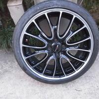 BMWミニジョンクーパーワークス ホイールリペア