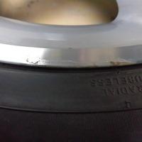 ベンツML350BLUETEC ホイールリペア