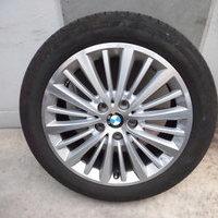 BMW218グランツアラー ホイールリペア