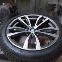 BMWX6 ホイールリペア