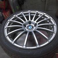 BMW335カブリオレ ホイールリペア