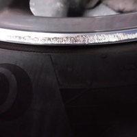 ベンツC220dワゴン ホイールリペア
