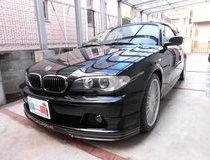 BMWアルピナB3Sカブリオレ ホイールリペア