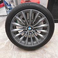 BMW750i ホイールリペア