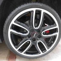 BMWミニクーパージョンクーパーワークス ホイールリペア