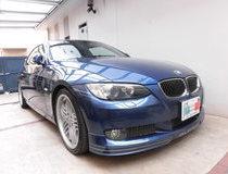 BMWアルピナB3カブリオレ ホイールリペア