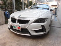 BMW650 ホイールリペア