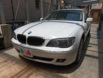 BMW750Li ボディリペア