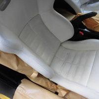 フェラーリF430スパイダー ボディラッピング・幌張替え・ホイール全塗装・シートリペア