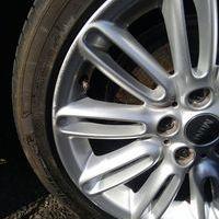 BMWミニクーパーS ホイールリペア