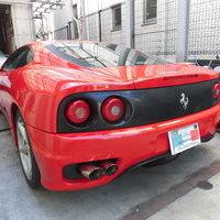 フェラーリ360モデナインテリアリペア