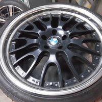 BMW640グランクーペ ホイールリペア