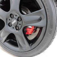 BMWミニクーパーSカブリオレ ホイール全塗装・キャリパー塗装