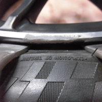 ベンツC63SAMG ホイールリペア