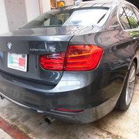 BMW Active Hybrid3 Luxury ホイールリペア