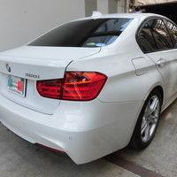 BMW320 Mスポーツ ホイールリペア