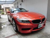 BMWZ4 ホイールリペア