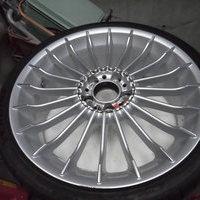 BMWアルピナD3ツーリング ホイールリペア