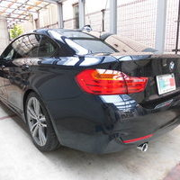BMW435グランクーペMスポーツ ホイールリペア