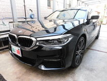 BMW530Mスポーツ ホイールリペア
