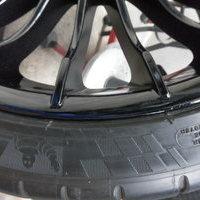 BMWアルピナB6 ホイールリペア