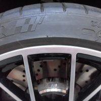 BMWM2コンペテンション ホイールリペア