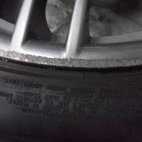 BMW M3クーペ ホイールリペア