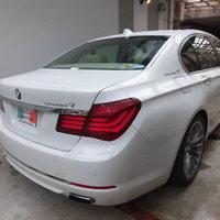 BMWアクティブ7 ホイールリペア
