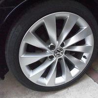VW CC ホイールリペア